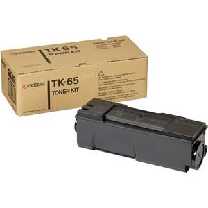Toner, TK-65, original, schwarz, 20.000 Seiten