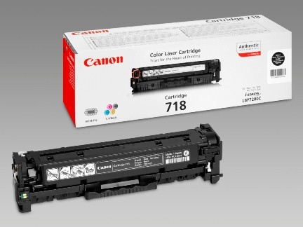 Canon Cartridge EP-718 black