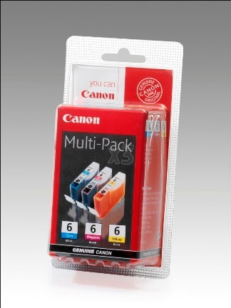 Canon Ink Value Pack C/M/Y 1x3