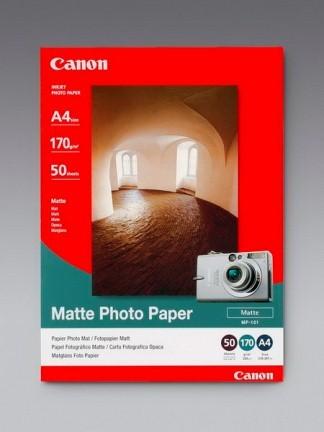 Canon Photo Paper matt A4 1x50