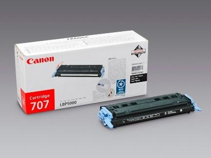Canon Cartridge LBP5000, blk EP-707