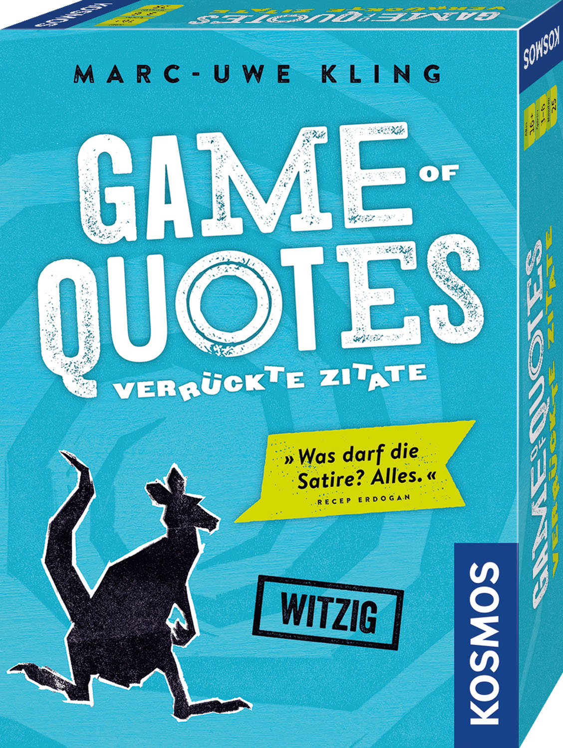 Game Of Quotes Familienspiele Spiele Spielware Kosmos