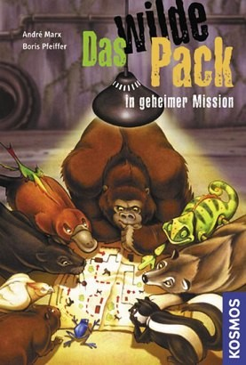 Das Wilde Pack, 7, in geheimer Mission