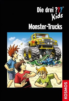 Die drei ??? Kids, Monster-Trucks