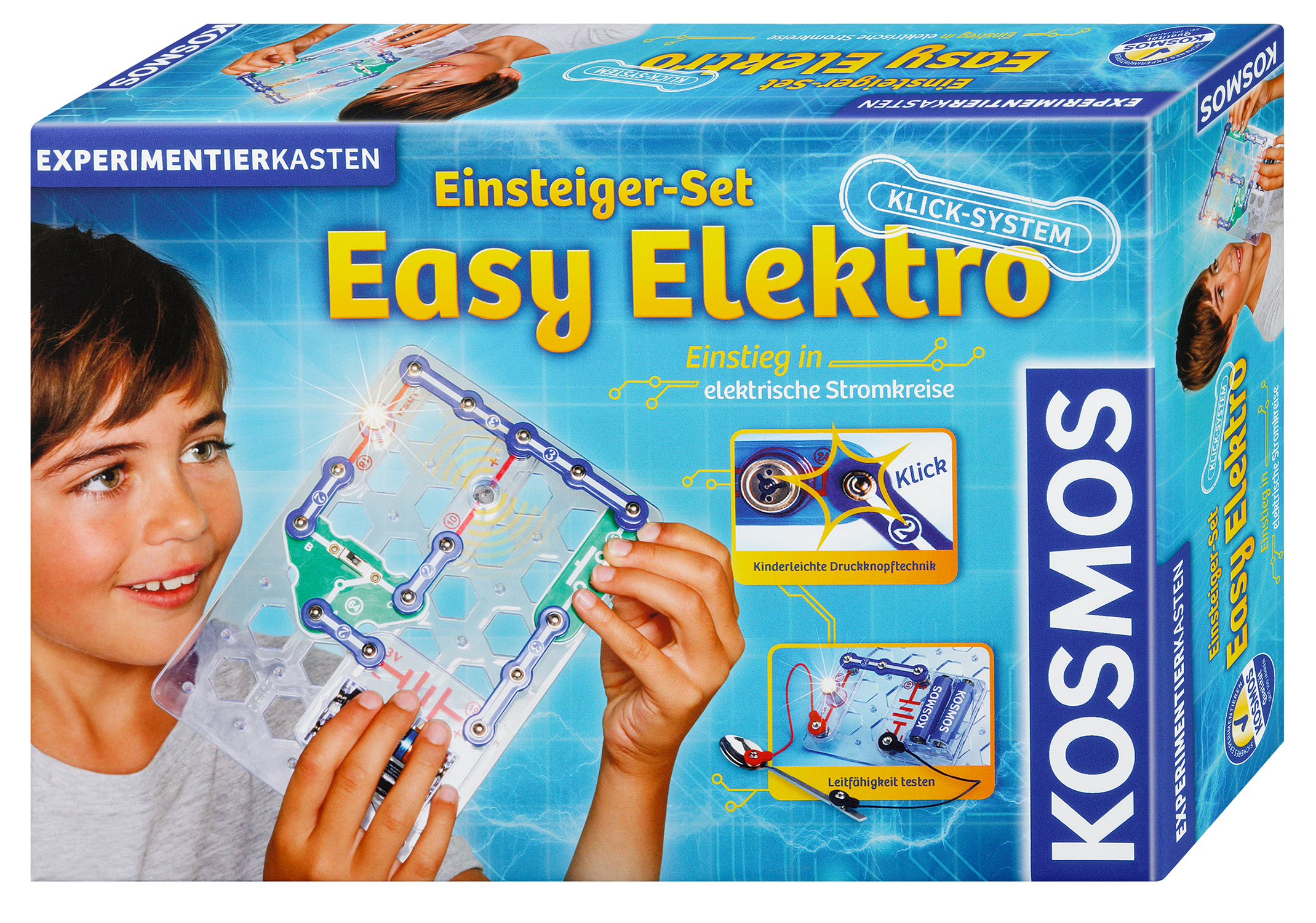Einsteiger-Set Easy Elektro | Physik & Elektronik ...