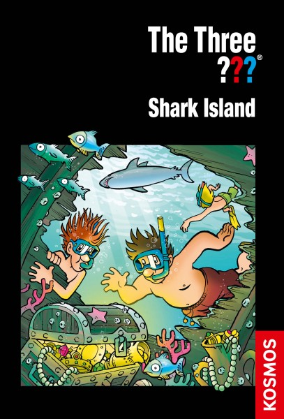 The Three ???, Shark Island