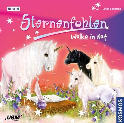 Sternenfohlen, 6, Wolke in Not - Audio-CD
