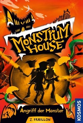 Monstrum House, 2, Angriff der Monster