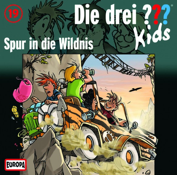 Die drei ??? Kids, 19, Spur in der Wildnis - Audio-CD