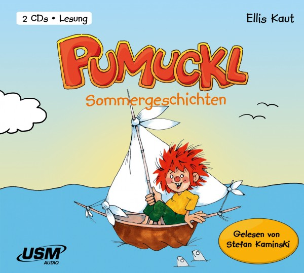 Pumuckl Sommergeschichten - 2 Audio-CDs