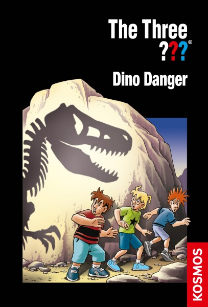 The Three ???, Dino Danger