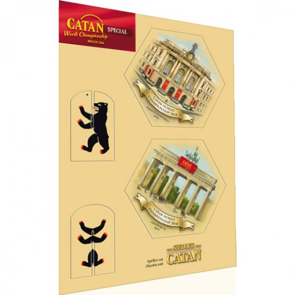 CATAN - Szenarien - Das Catan World Championship Special 2014