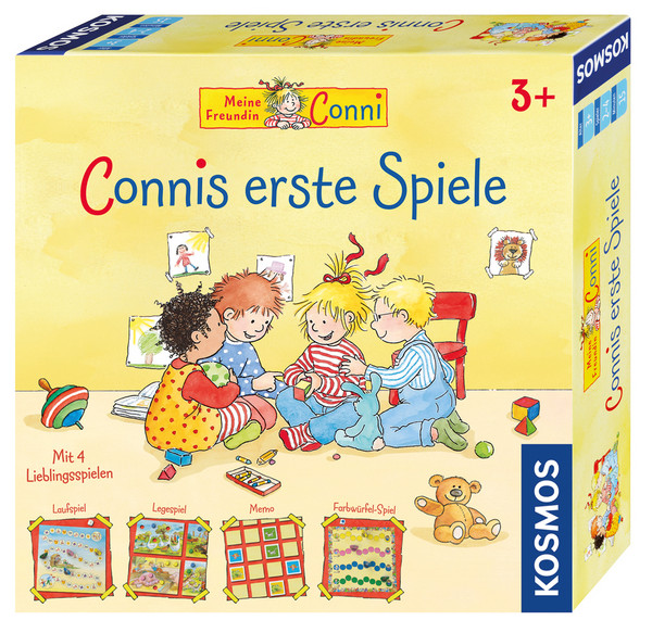 connis erste spiele kinderspiele spiele spielware. Black Bedroom Furniture Sets. Home Design Ideas