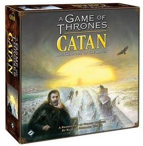 CATAN - A Game of Thrones - english
