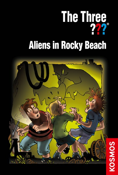 The Three ???, Aliens in Rocky Beach