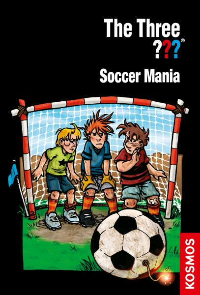 The Three ???, Soccer Mania