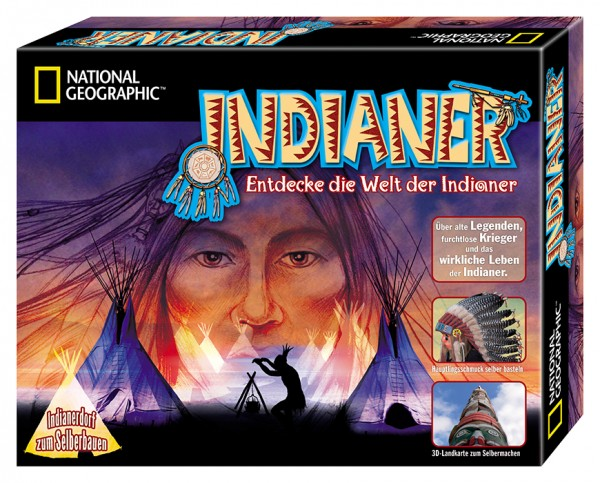 National Geographic: Indianer