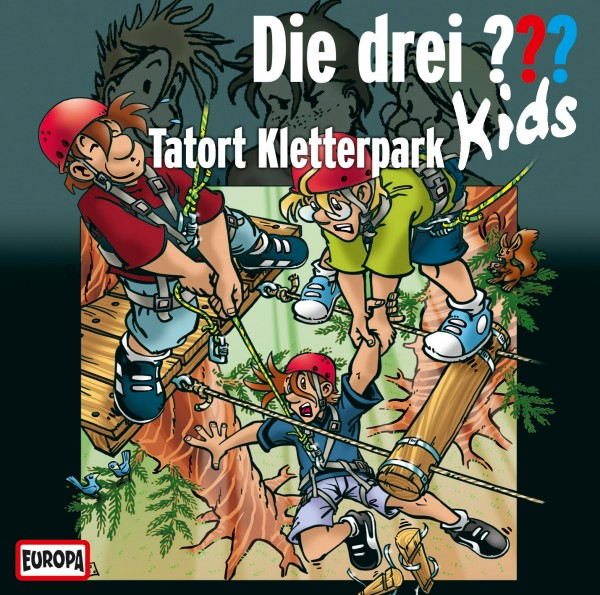Die drei ??? Kids, 51, Tatort Kletterpark Audio-CD