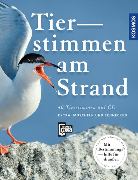 Tierstimmen am Strand (CD+Leporello