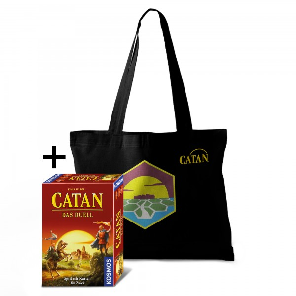 Package: CATAN Duell + CATAN Tasche