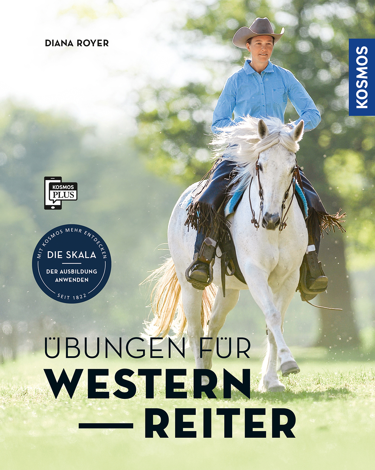 Ubungen Fur Westernreiter Riding For Beginners Horses And Riding Illustrated Non Fiction Books Kosmos Foreign Rights