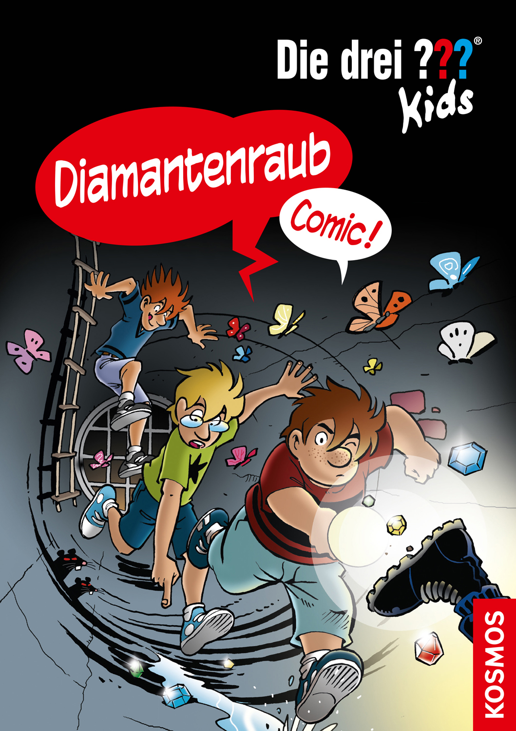 Kids Diamantenraub ?? Comic