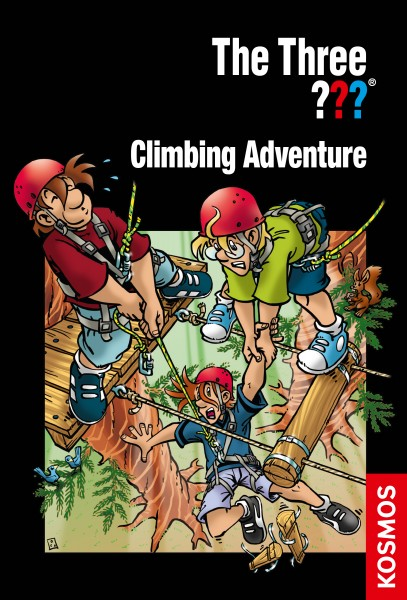 The Three ???, Climbing Adventure