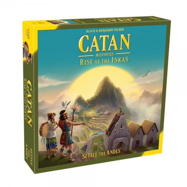 CATAN - Histories - Rise of the Inkas (US)