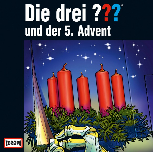Die drei ??? Der 5. Advent - 3 Audio-CDs
