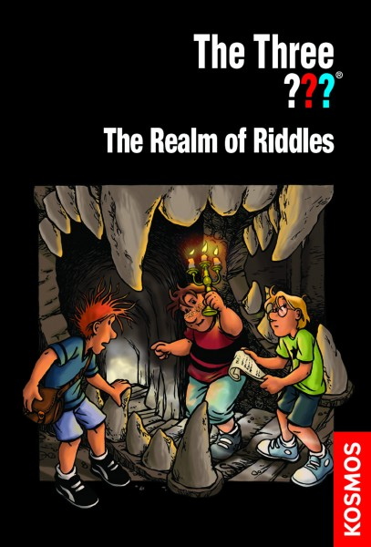 The Three ???, The Realm of Riddles