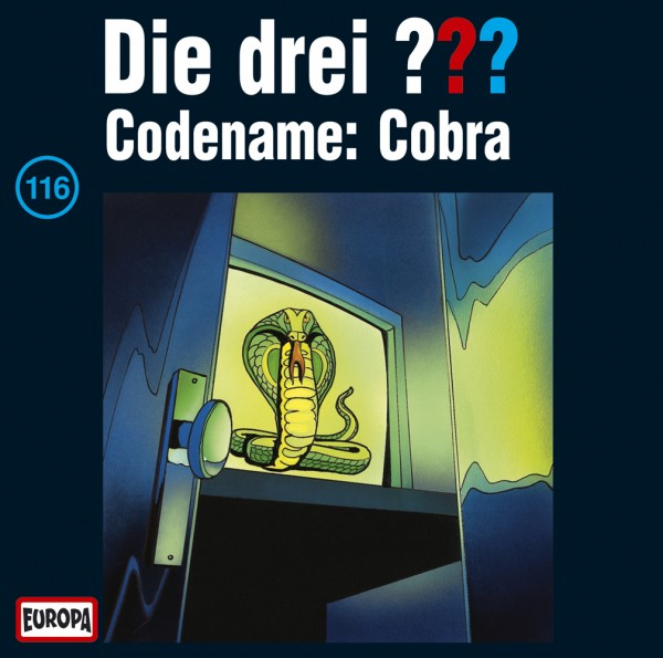 Die drei ??? Codename, Cobra, 116 - Audio-CD
