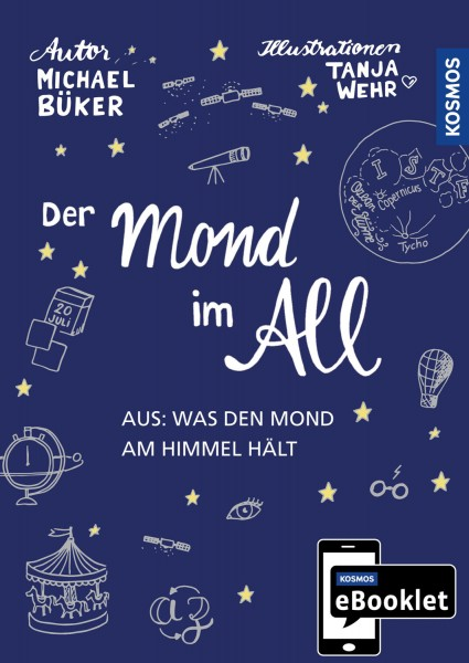 KOSMOS eBooklet: Der Mond im All