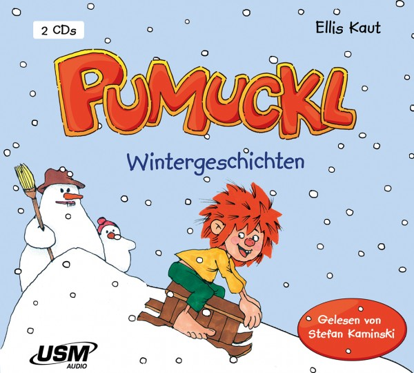 Pumuckl Wintergeschichten - 2 Audio-CDs