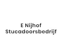 E Nijhof Stucadoorsbedrijf