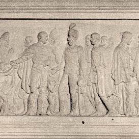 I. Ferenc József király fogadtatása
