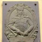 II. Rákóczi Ferenc-emléktábla