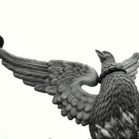 Főnix-szobor
