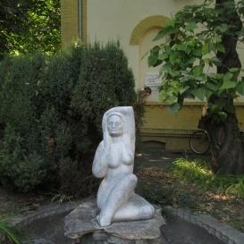 Fürdő nő