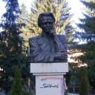 Sütő András szobra