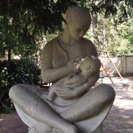 Szoptató anya