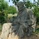 Dobó Sándor szobra