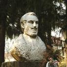 Barabás Miklós portrészobra