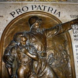 Az I. világháborús hősök emlékműve