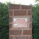 Az 1937. évi letartóztatások emlékműve
