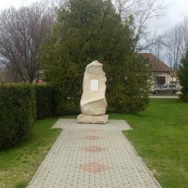 1848. Centenárium-emlékkő