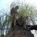 I-II. világháborús emlék és 1946-os kitelepítettek emlékműve