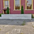 A második világháború elesett áldozatainak tiszteletére