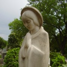 Gerely Mária síremléke