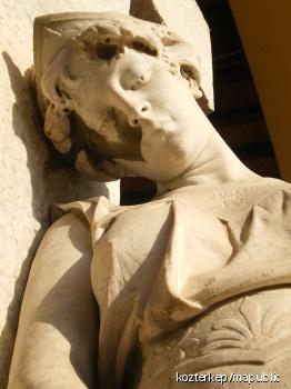Csudafy Mihály síremléke