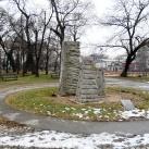 Dren Mandić-emlékmű